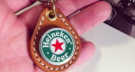 BOTTLECAP KEY RING