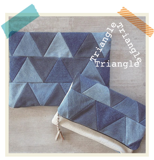 Triangle Clutch