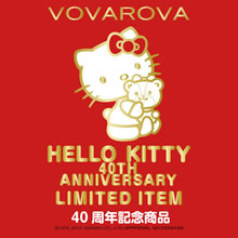 HELLO KITTY �� VOVAROVA������40��ǯ��ǰ����