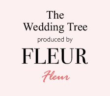 The Wedding Tree produced by FLEUR