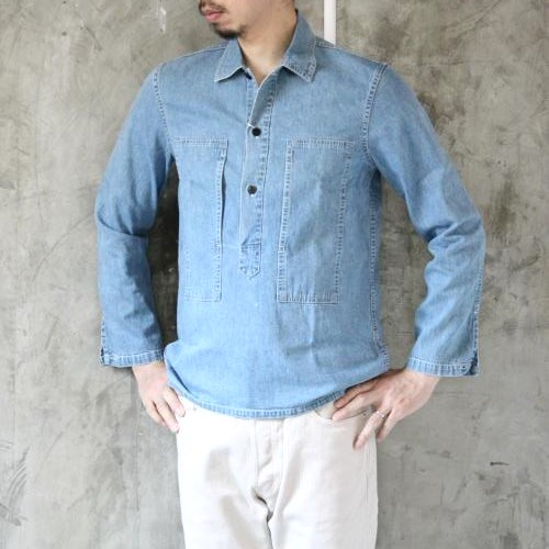 DAILY WARDROBE INDUSTRY DAILY UTILITY SHIRT