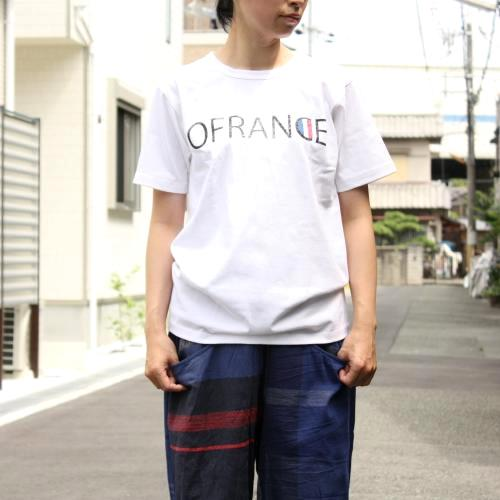EEL products プリントTee 【OFRANCE】