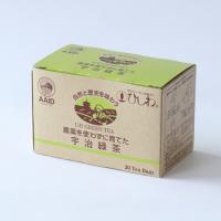 農薬を使わずに育てた宇治緑茶 ティーバッグ20p