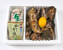 牡蠣の土手鍋 詰合せセット【感謝セール品】