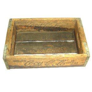 コカコーラ木箱