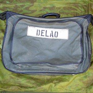 米軍スーツケース