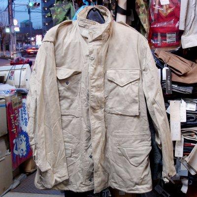 アルファーM-65フィールドジャケット