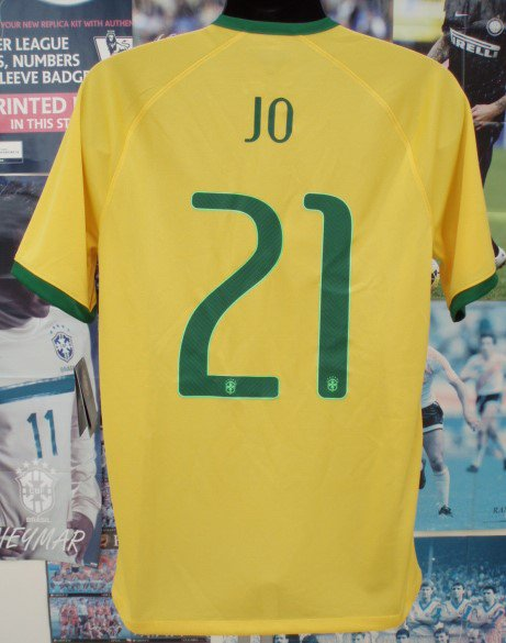 ブラジル(H)14/15 ジョー#21