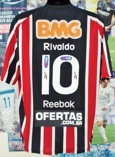 サンパウロFC(A)2011 選手用 リバウド#10