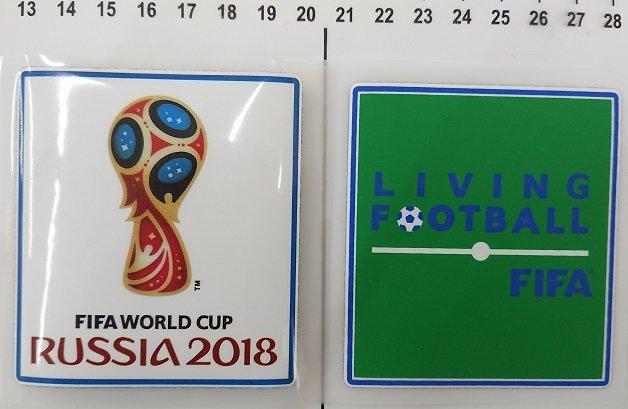 2018 W杯ロシア パッチ