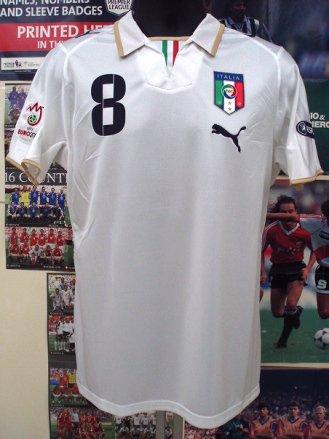 イタリア(A)EURO2008 ガットゥーゾ#8