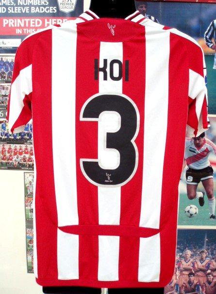 ビルバオ(H)09/10選手実着 KOI#3