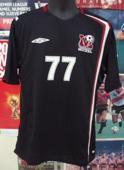 FCモスクワ(A)2008 IVANOV#77