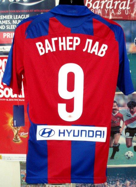 CSKAモスクワ(H)2010ヴァグネル、ラヴ#9