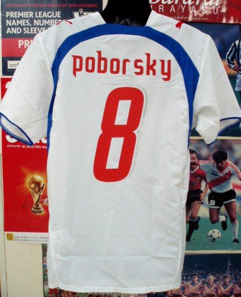 チェコ(A)06/07ポドルスキー#8