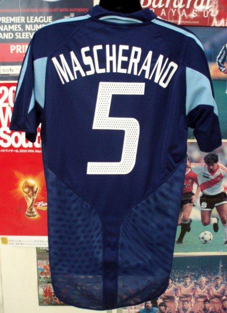 アルゼンチン(A)04/05 マスチェラーノ#5