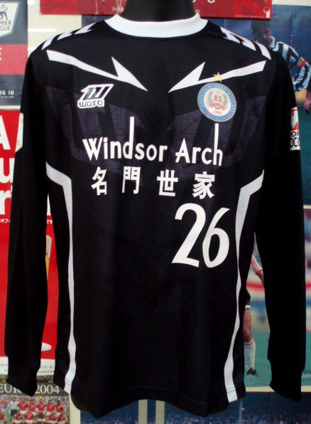 AK I(GK)2011選手用長袖#26