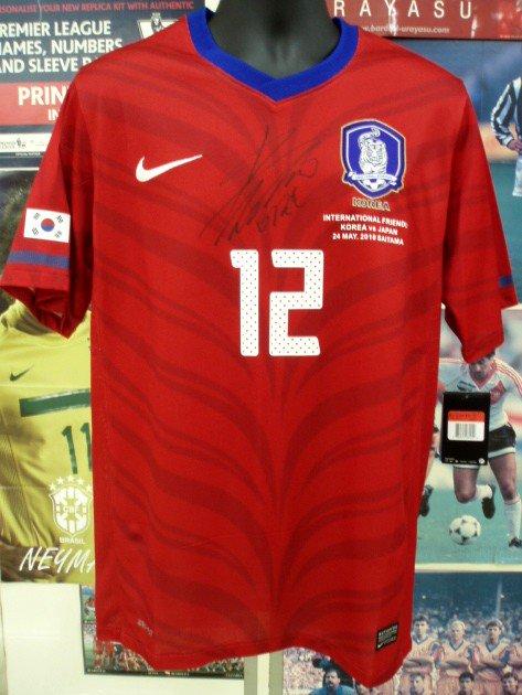 韓国(H)2010直筆サイン入り イグノ#12