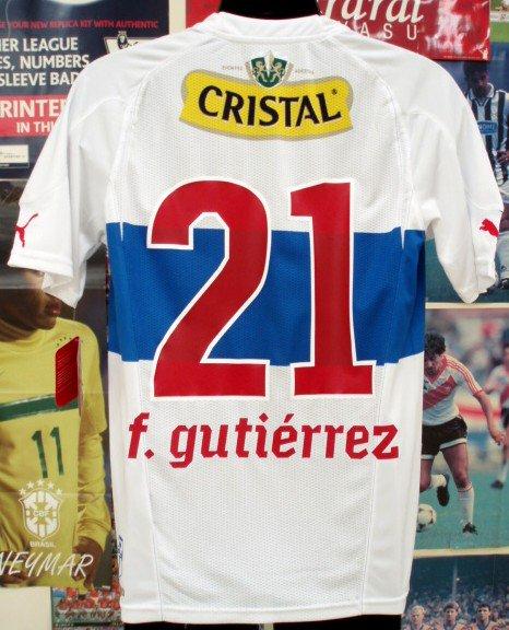 Uカトリカ(H)2010 F,グティエレス#21