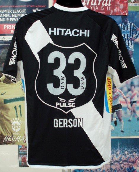 ポンチプレッタ(A)2012選手支給実着 GERSON#33