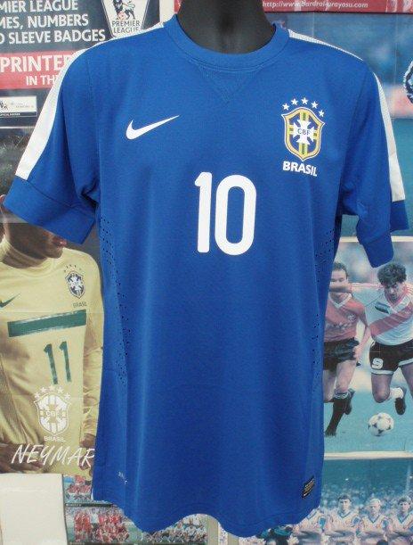 ブラジル(A)2013選手支給 #10