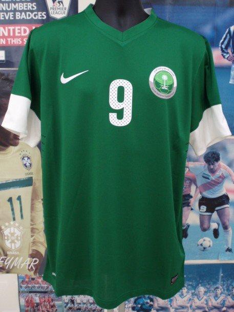 サウジアラビア(A)2012選手用 ナイフ、ハザジ#9
