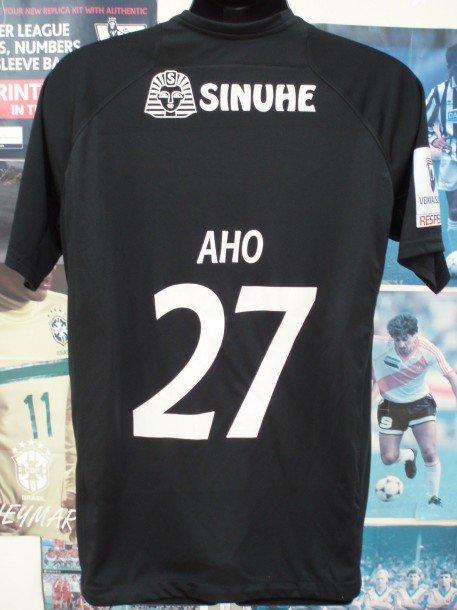 Fc Lahti(H)2013 選手支給 実着 AHO#27
