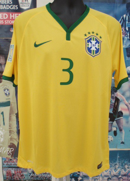 ブラジル(H)2014 N&N+パッチ