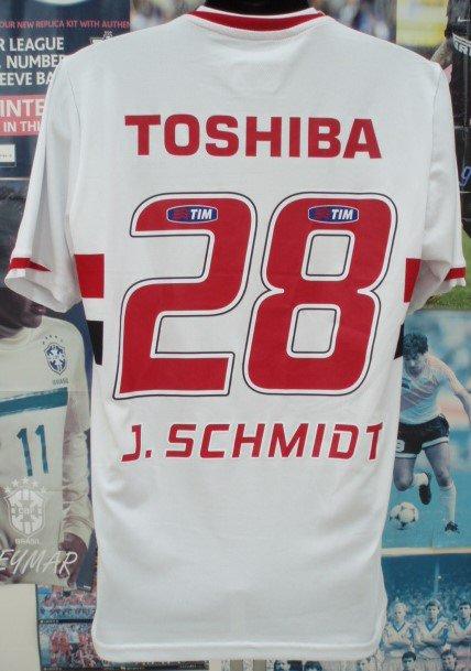 サンパウロ(H)2014選手用 J,SCHMIDT#28