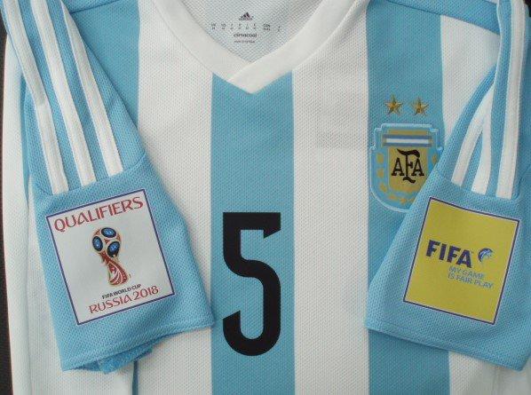 アルゼンチン代表(H)2015 N&N+ロシアW杯予選パッチ