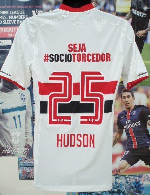 サンパウロ(H)2015 選手支給 HUDSON#25