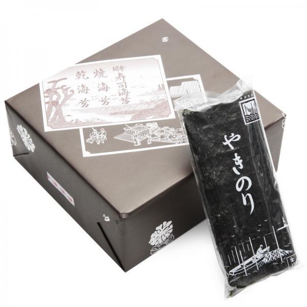 【予約商品】田庄の焼き海苔(10帖缶)★2