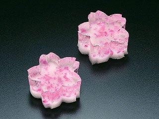 水晶吉野桜 《冷凍》