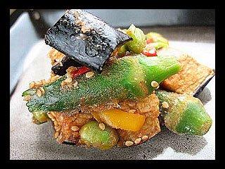 新・ピリ辛夏野菜 《冷凍》