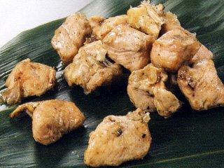 鶏やわらか炭火焼 《冷凍》