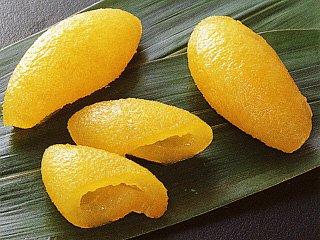 新・網笠柚子 《冷凍》
