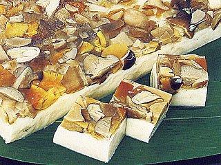 木の子胡麻豆腐 《冷凍》
