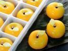 フルーツ餅・柚子 《冷凍》