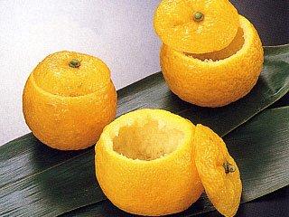 韓国産柚子釜 《冷凍》