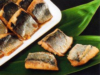 シ)にしん佃煮(30枚) 《冷凍》