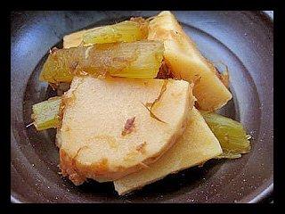 ふき筍土佐煮 《冷蔵》