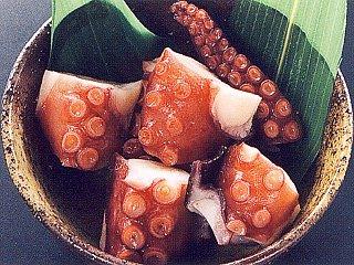 酢たこ(瀬戸内産) 《冷凍》