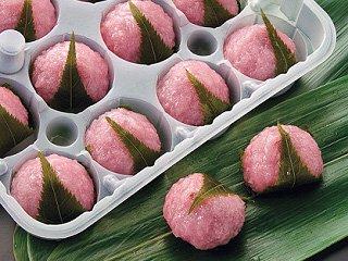 キ)桜餅・小20g 《冷凍》