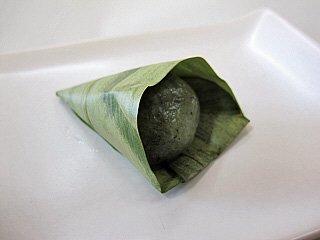 ミニ麩饅頭(よもぎ) 《冷凍》