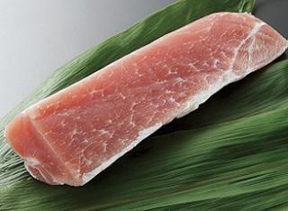 しばれ生ハム冊取り1kg(4本) 《冷凍》