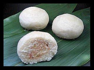 レンコン饅頭(豚角煮) 《冷凍》