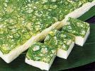 おくら胡麻豆腐 《冷凍》