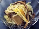 木の子柚子ポン生酢 《冷凍》