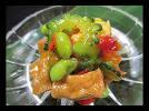 夏野菜の塩タレ和え 《冷凍》