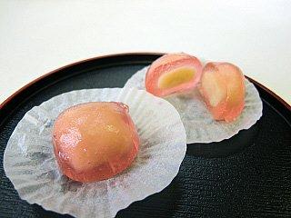 くず餅(りんご) 《冷凍》
